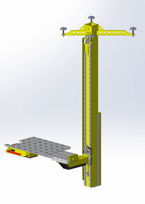 container-unloading-system-baggage